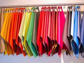 Muestras de tapicería — Foto de Stock