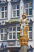 Yaz aylarında schaffhausen — Stok fotoğraf