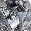 Car engine - Stockfoto