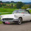Постер, плакат: Ford Thunderbird