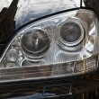 Car headlight — Stock Photo #11415057