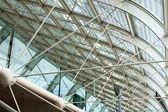 International airport — Stock Photo