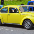 VW Beetle - Stock Photo