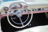 Interior coche estilo retro — Foto de Stock