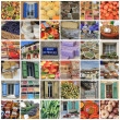 Stock Photo: Provence collage