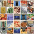 Provence collage - 