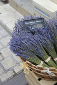 Lavender for sale — Stock Photo