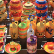 Colorful Provencal Pottery — Foto Stock