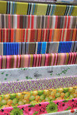 Provencal Fabric — Stock Photo