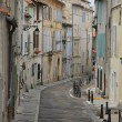 Stock Photo: Street in Arles, France
