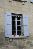 Window in the Provence — Foto Stock