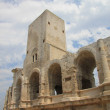 Roman Arena Arles — Stock Photo