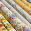 Provencal Fabric — Stock Photo