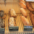 French bread in a shop — Lizenzfreies Foto