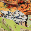 Stock Photo: Provencal Fabric