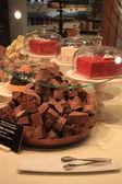 Luxury chocolates — Stock Photo