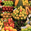 Tropical fruit at the market — Lizenzfreies Foto