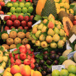 Tropical fruit at the market - Foto de Stock