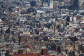 Barcelona city overview — Stock Photo