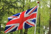 Union Jack — Zdjęcie stockowe