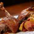 Stock Photo: Roast Duck