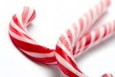 Traditional christmas candy — Stock Photo