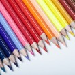 Colour pencils — Stock Photo #12390009