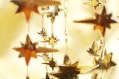 рождественские звезды — Стоковое фото