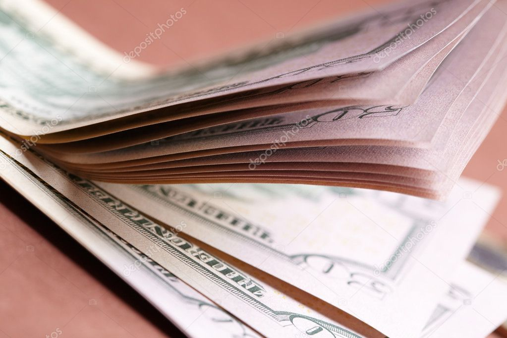 Paper money  Stock Photo #12390533