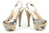 High heel shoes — Stock Photo