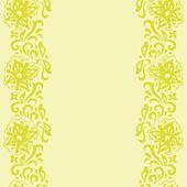 Abstrakt floral bakgrund — Stockvektor