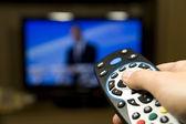 TV Remote Control — Stock Photo