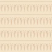 Ancient Seamless Wallpaper — Stock Vector