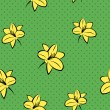 Stock vektor: Retro Seamless Pattern