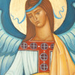 Постер, плакат: Angel on orthodox icon