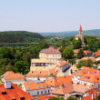 Wiev to Veszprem, Hungary — Stock Photo