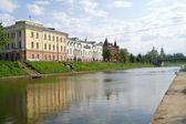 River Orlik — Stock Photo