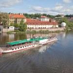 Prague, city landscape — Stock Photo #11137197
