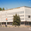 Tambov. Municipal library — Stock Photo