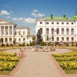 Tambov. Park Sochi — Stock Photo