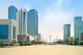 Astana. Municipal landscape — Stock Photo