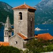Stock Photo: Perast village near Kotor, Montenegro