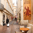 Aix-en-Provence, south of France — Stock Photo