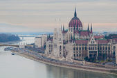 Budapest, Parliament, Assembly — Stock Photo