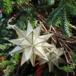 Christmas tree decorations — Foto de stock #10760179