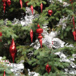 Foto de Stock  : Christmas tree decorations