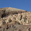 Rocks of Death Valley California - Stock Photo