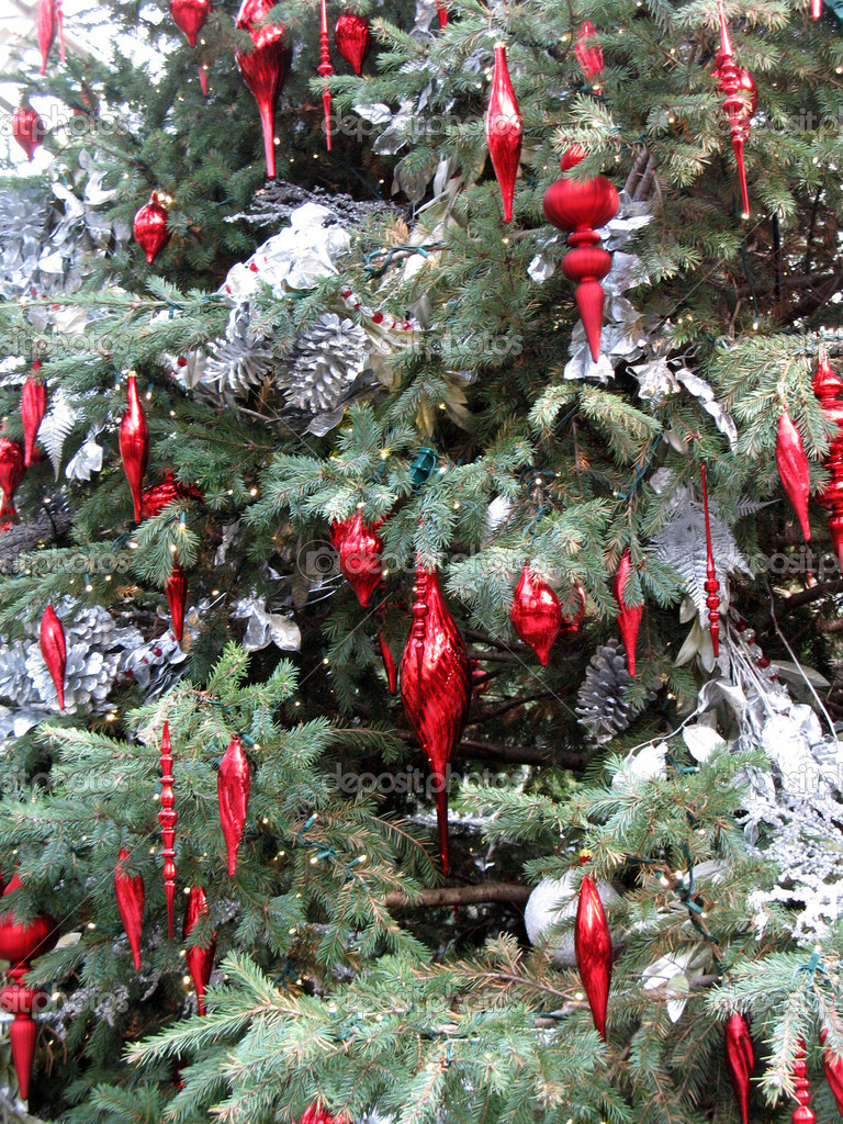 Christmas decorations — Foto Stock #11971914