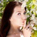 Beautiful woman — Stock Photo #10847635