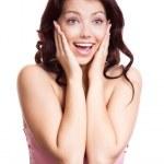 Surprised woman — Stock Photo #11347368